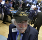 """Trader Peter Tuchman wears his """"Dow 19,000"""" cap on the floor of the New York Stock Exchange, Monday, Nov. 21, 2016. U.S. stocks are rising in early trading as the price of oil jumps and energy companies move higher, keeping indexes at record highs. (AP Photo/Richard Drew)"""