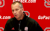 Doeren on UNC game: 'I'm looking at it as a one-week playoff'