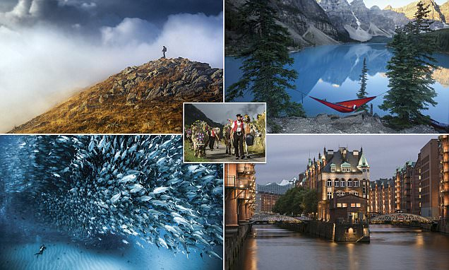 Breathtaking Banff, cinematic Kauai and serene Finland: Incredible pictures of the 21
