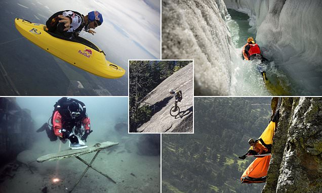 The world's most extreme sports revealed