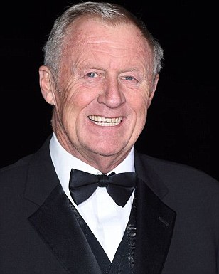 LONDON, ENGLAND - DECEMBER 10:  Chris Tarrant attends A Night Of Heroes: The Sun Military Awards at National Maritime Museum on December 10, 2014 in London, England.  (Photo by Karwai Tang/WireImage)