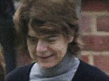 Different life: Vicky Pryce is seen chatting with inmates and a prison officer at East Sutton Park Prison, which she describes at a 'real joy' after serving four days at Holloway