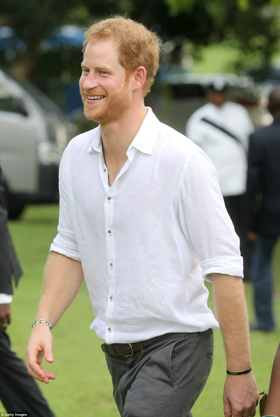 Prince Harry's visit to the Caribbean marks the 35th anniversary of independence in Antigua and Barbuda