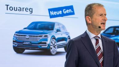 "Volkswagen ""Transform 2025+"""
