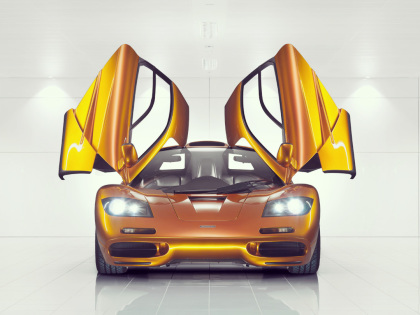 Have you ever seen the McLaren F1 Owner's Manual?