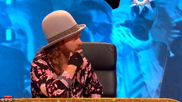 I'll ask the questions: Pete and Megan are grilled about their relationship on Thursday evening's episode of Celebrity Juice