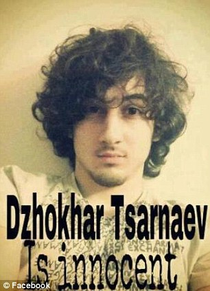 In a dark corner of Facebook, the younger Tsarnaev brother is turning into a mixture of pop icon and Internet martyr