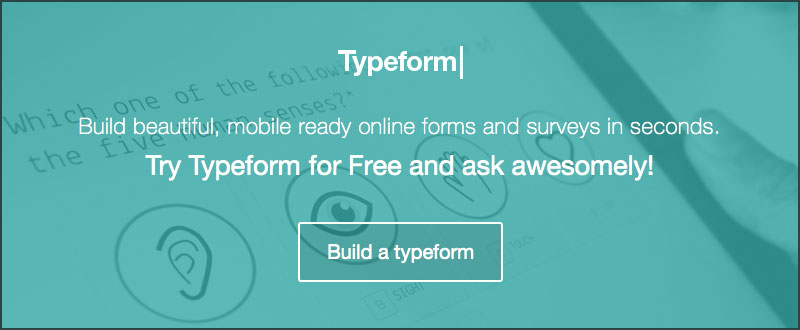 typeform Want To Be A Pro Web Designer? These Web Apps Will Help You