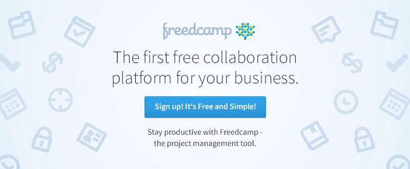 freedcamp Want To Be A Pro Web Designer? These Web Apps Will Help You