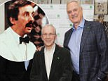 LONDON, UNITED KINGDOM - NOVEMBER 24: Michael Palin, Andrew Sachs and John Cleese attend the 'John Cleese Comedy Roast - 50 Years In Showbusiness' at Mosimanns Restaurant on November 24, 2013 in London, England. (Photo by Stuart C. Wilson/Getty Images)