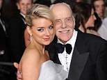 Sheridan Smith and father Colin The Olivier Awards at Theatre Royal, Drury Lane, London, Britain - 13 Mar 2011