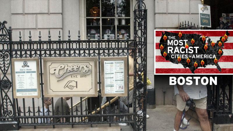 The Most Racist City In America: Boston?
