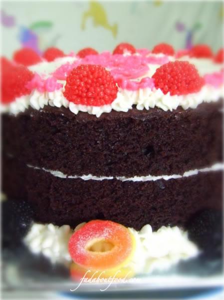 Birthday Cake for Lea