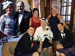 Andy Murray family wedding