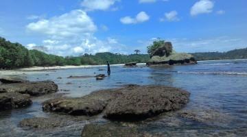 Pantai Rancah Babakan Andalan Wisata Tersembunyi di Cilacap (Part 2).