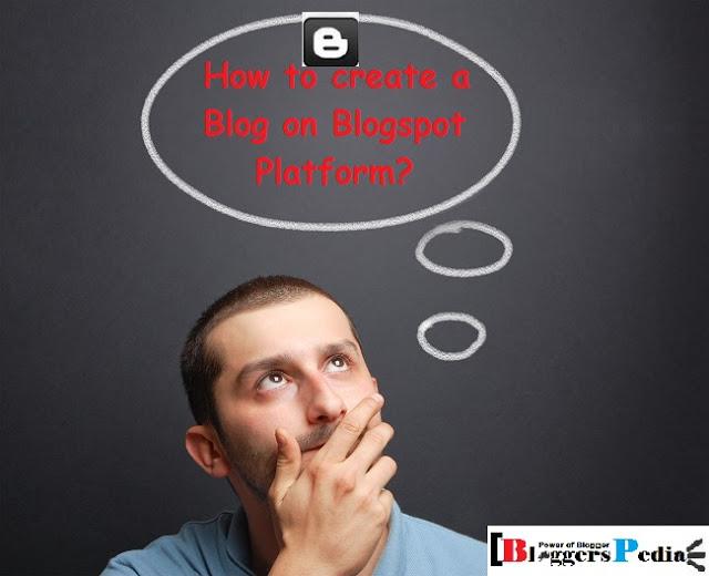 Create a free blog on blogspot or wordpress