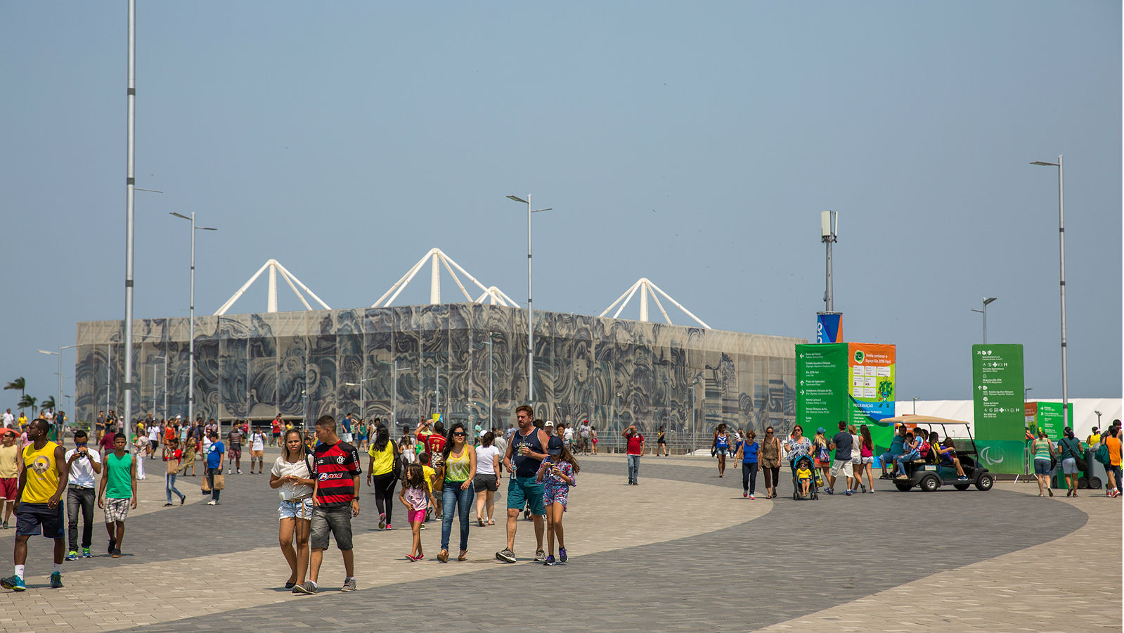 Rio 2016 Paralympic Games – feel the energy