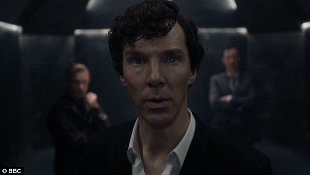 Facing his demons? with less than a month to go before Sherlock series four hits TV screens, a new trailer has emerged that shows the detective having to face up to his inner demons