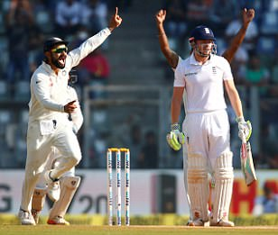 England crash to a humiliating defeat as Ravichandran Ashwin takes the final four wickets
