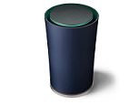 This undated photo provided by Google shows Google?s Wi-Fi router.  Pre-orders for the $199 wireless router, called OnHub, can be made beginning Tuesday, Aug. 18, 2015 at Google's online store, Amazon.com and Walmart.com.  The Mountain View, California, company is promising its wireless router will be sleeker, more reliable, more secure and easier to use than other long-established alternatives made by the Arris Group, Netgear, Apple and other hardware specialists.  (Sandbox Studio/Courtesy of Google via AP)