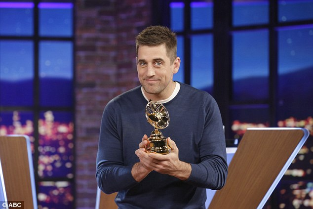 Coming soon: The show premieres with Aaron Rodgers' episode on January 9