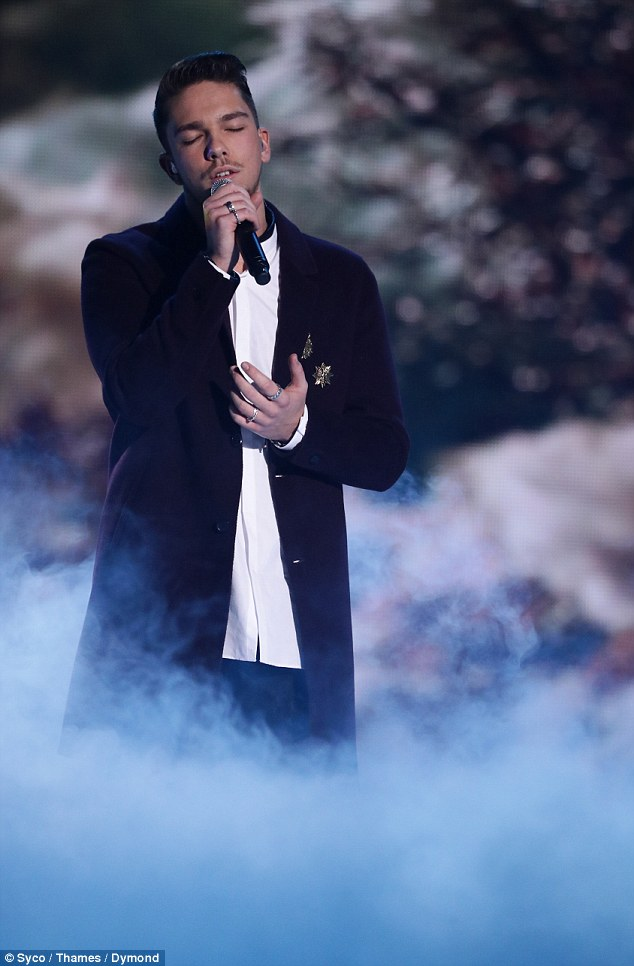 Not a fan? As Matt Terry soared to victory in the series 13 final on Sunday night, the crooner, 48, labelled it 'the same old c***', before declaring that he 'can't wait for it to end'