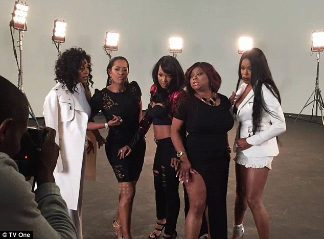 More to come? TV One has yet to renew Malika's other reality show Hollywood Divas for a fourth season following the August 24 reunion
