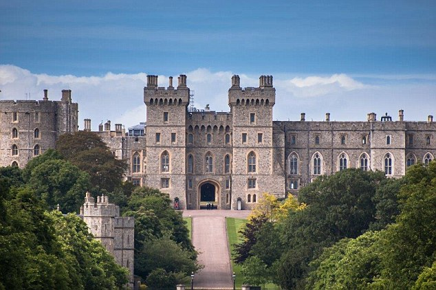Windsor Castle is the largest inhabited castle in the world. It has been the family home of British kings and queens for almost 1,000 years