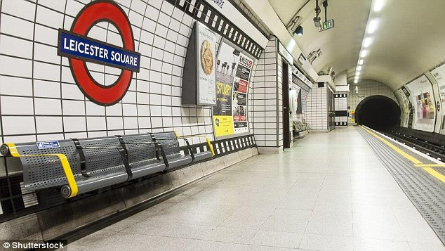 The capital¿s shortest underground journey is Leicester Square to Covent Garden