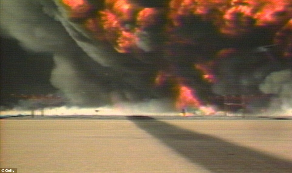 The fuel additive was never brought into use, as a result of the test, as it showed that it was ineffective in reducing the propagation or intensity of fire, according to Nasa