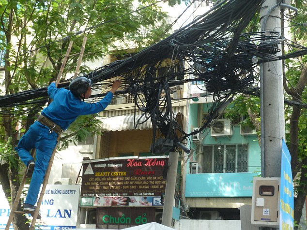 It turns out that wiring standards around the world leave a lot to be desired