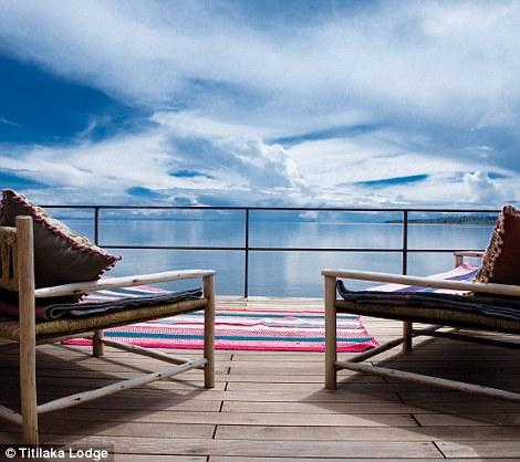 Endless serenity awaits visitors to this Peruvian gem