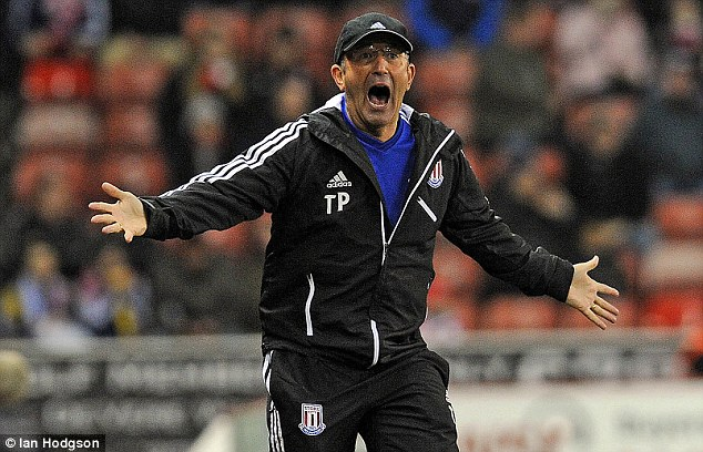 Stoke were promoted to the Premier League under the management of Tony Pulis, with Duberry playing under the now West Brom boss while at the Potters in the Championship
