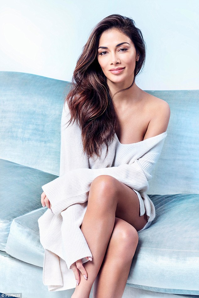 Nicole Scherzinger, 38, who is the first-ever face of Perfectil, has revealed how she beat the pressure put on her by others to lose weight as she stars in a stunning beauty campaign for the vitamin brand