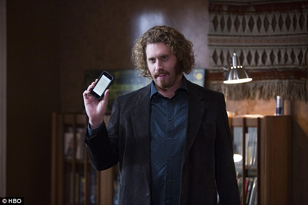 The comedian shot to fame for his role in the HBO show Silicon Valley (pictured)