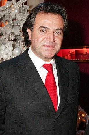 Former billionaire property tycoon Simon Halabi 'hurled racist abuse at a bin man'