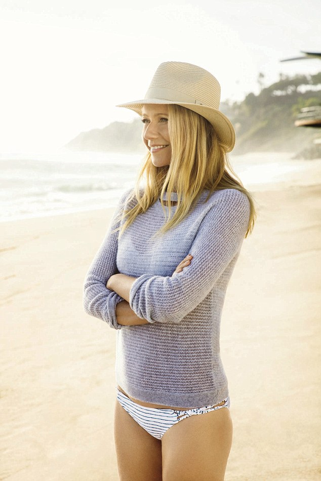 To be perfectly honest, Gwyneth Paltrow is probably the last person I'd look to for advice on festive season over-indulgence