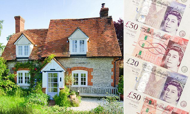 Do money bequests have to be paid before a house is sold to fund them?
