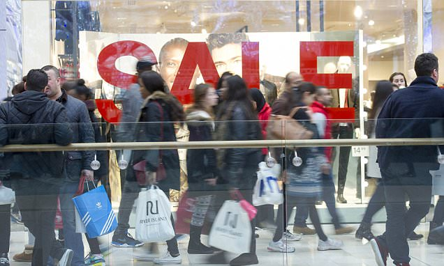 Could Boxing Day sales be banned? MPs to discuss petition today
