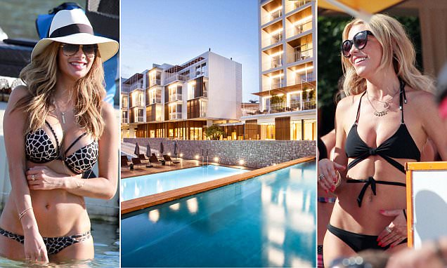 Follow in the footsteps of Nicole Scherzinger on a 24-hour-trip toIbiza