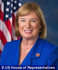 Faithless: Democrats Carol Shea-Porter (pictured), Clay Pell  and Republican never-Trump activist Chris Suprun were signatories to Nancy Pelosi's daughter's demands to frustrate democracy