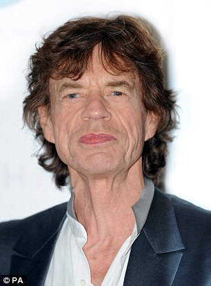 Rolling Stones frontman Sir Mick Jagger  has become a father again at the age of 73