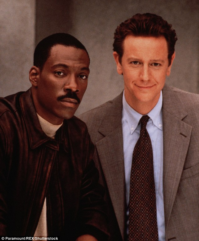 He is best known for his role in the Beverly Hills Cop movies. Pictured above with Eddie Murphy in a promotional image for Beverly Hills Cop III