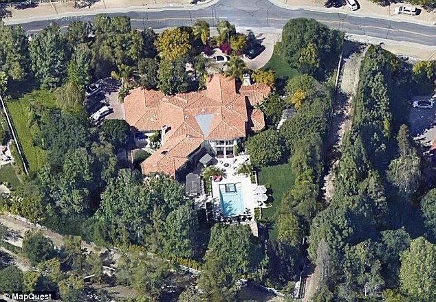 Kardashian has been staying with her mother, Kris Jenner, in Calabasas, California, while West recovers