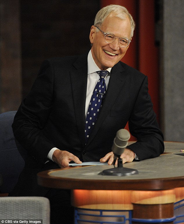 His last stand:Letterman hosted his final broadcast of CBS's Late Show With David Letterman on May 20, 2015, after 33 years in late night television kicking off with his NBC show in 1982