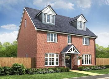 "Thumbnail 5 bed detached house for sale in ""Plot 137 The Wilton"" at Wroxham Road, Sprowston, Norwich"