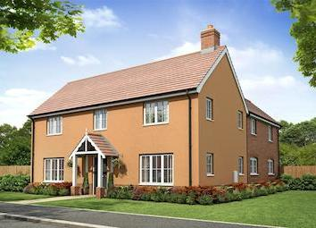 "Thumbnail 4 bed detached house for sale in ""Plot 136 The Langdale"" at Wroxham Road, Sprowston, Norwich"
