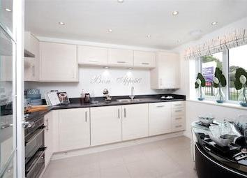 "Thumbnail 3 bed end terrace house for sale in ""Plot 242 The Flatford"" at Dereham Road, New Costessey, Norwich"