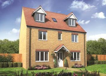 "Thumbnail 5 bed detached house for sale in ""The Newby"" at Blue Boar Lane, Sprowston"
