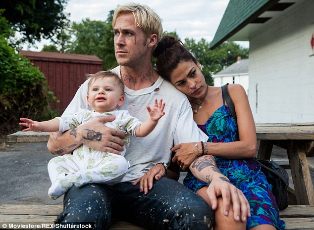 Cosy co-stars: Eva, 42, and Ryan met while working together on the 2012 crime drama The Place Beyond the Pines